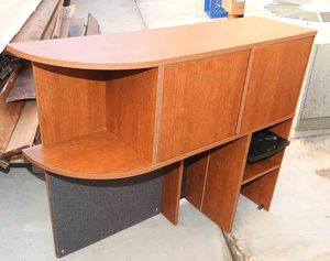 HUTCH. For desk workbench craft table (Trade?) for Sale in Temecula, CA