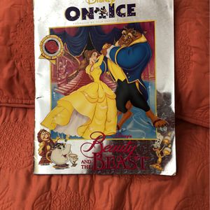 Disney on ice present beauty and the beast for Sale in Virginia Beach, VA