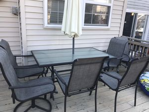 Patio Set for Sale in Bristow, VA