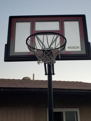 Lifetime Basketball Hoop for Sale in San Diego, CA