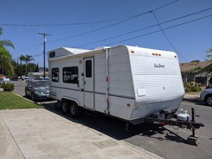 98 carson 21' toy hauler for Sale in Escondido, CA