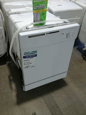 General Electric dishwasher tested #Affordable82 for Sale in Englewood, CO