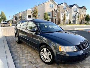 01 VW Passat all wheel drive, smooth, clean title, reliable. for Sale in Newark, CA