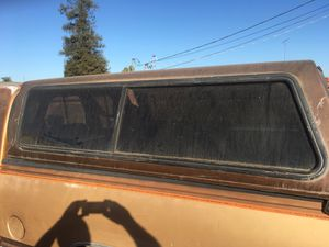 Camper shell for Sale in San Marcos, CA