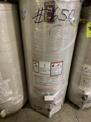 Water heater 75 galones 1 año de garantía for Sale in Los Angeles, CA