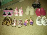Baby Girl Shoes for Sale in Sudbury, MA
