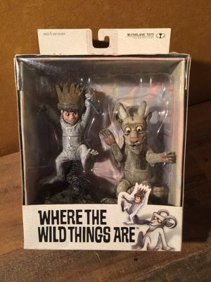 Where The Wild Things Are collectible action figure by McFarlane Toys for Sale in Miami, FL