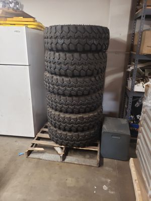 Dually tires and rims for Sale in Fullerton, CA