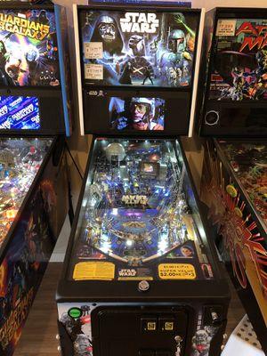 Star Wars Pinball Machine for Sale in Lutz, FL