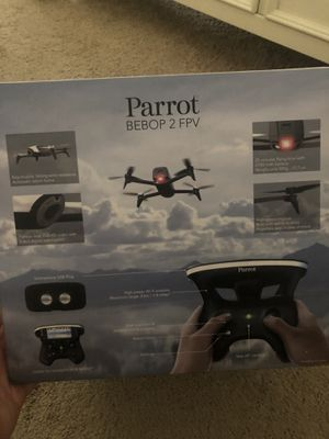 Drone Parrot Bebop 2 FPV for Sale in San Diego, CA