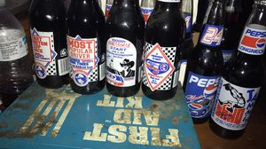 NASCAR Pepsi and coke bottles for Sale in Sharpsburg, MD