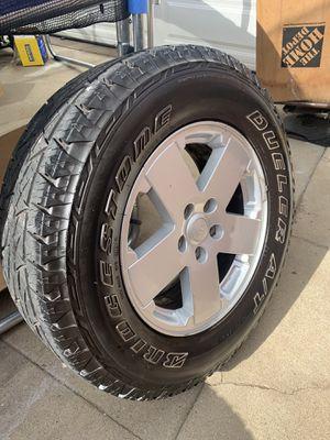 265/70/R17 Bridgestone Tires for Sale in El Segundo, CA