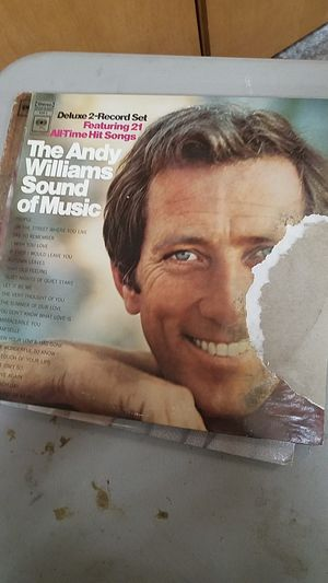 Andy Williams Sound of Music album for Sale in Joint Base Lewis-McChord, WA