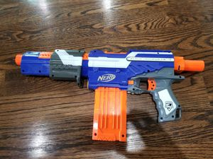ALPHA TROOPER CS - 12 (Rare Nerf gun) for Sale in Cary, NC