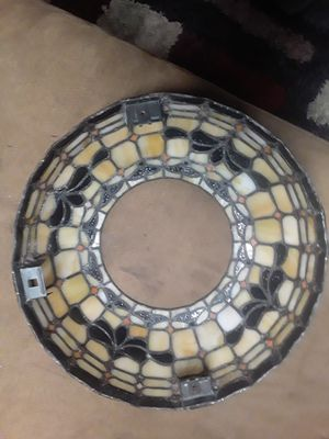 Stained glass lamp covers for Sale in Oklahoma City, OK