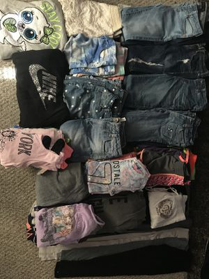 Girls Clothes, Jackets, Baby Items and more! 5129 Morningrise Dr 15236 8-24/8-25 8am-4pm for Sale in Pittsburgh, PA
