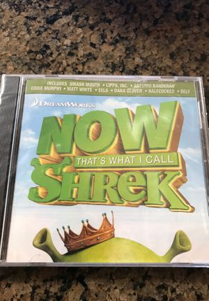 Dream works NOW that's what I call SHREK for Sale in El Cajon, CA