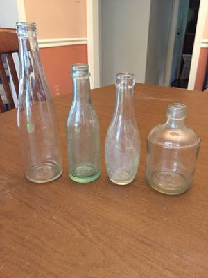 Antique Bottles for Sale in Centreville, VA