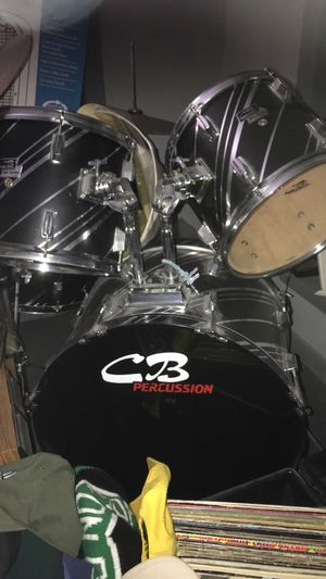CB Percussion MX Series Drumset for Sale in Waterbury, CT