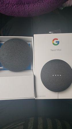 Google Nest Mini 2nd Generation for Sale in Herndon,  VA