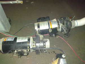 To jacuzzi water pumps for your hot tub spa or other uses such as for Sale in Riverside, CA