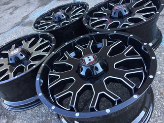 Rims tires wheels used new all sizes 14 15 16 17 18 19 20 21 22 24 26 28 30 35 40 50 55 45 65 60 70 75 80 85 155 165 175 185 195 205 215 225 235 245 for Sale in Warren,  MI