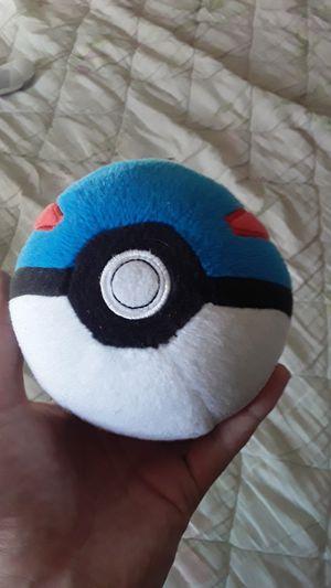 Great ball pokemon plush for Sale in Orange, CA