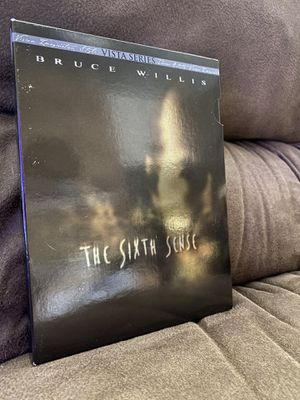The Sixth Sense DVD Vista Series for Sale in Houston, TX