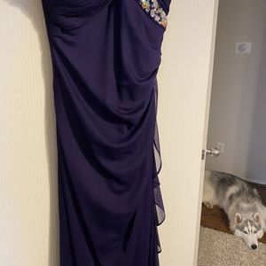 Purple Beaded Formal/prom Dress for Sale in Fort Worth, TX