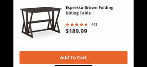Kitchen table with stools for Sale in Bakersfield, CA