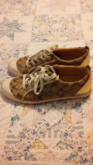 Womens Coach Sneekers for Sale in Midlothian, VA