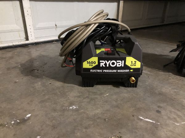 Ryobi Pressure Washers for Sale in Crandall, TX - OfferUp