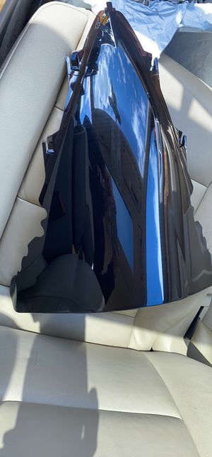 ABS Smoke Black Double Bubble Windscreen Windshield for 2009-2014 Yamaha YZF R1 for Sale in Taunton, MA