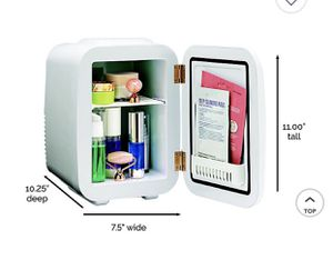 Flawless Mini Beauty and Skincare Refrigerator for Sale in Middle River, MD