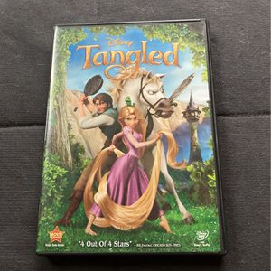 Tangled DVD for Sale in Lanham, MD
