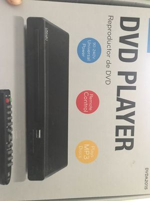 NEW PERFECT CONDITION DVD PLAYER for Sale in Winter Haven, FL