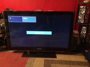 samsung 50 inch tv for Sale in District Heights, MD