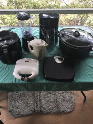 Kitchen appliances for Sale in Bradenton, FL