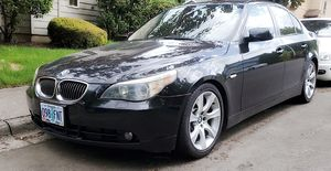 2005 bmw 545i clean title for Sale in Beaverton, OR