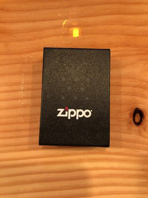 zippo lighter for Sale in Lakewood, WA