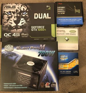 """Fully Customized Gaming PC + 23"""" Samsung Monitor 1080p 2ms for Sale in Bellflower, CA"""