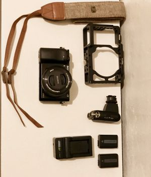 Sony a6000 Deal for Sale in Houston, TX