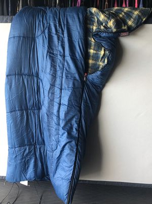 Coleman sleeping bag twin size for Sale in San Leandro, CA