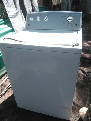 Kenmore 400 series Triple Action Washer for Sale in Fresno, CA