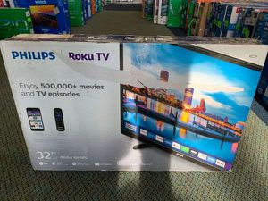 """Brand New Philips 32"""" TV 80 for Sale in Torrance, CA"""