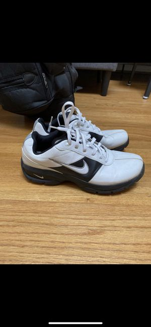 Men's Nike Golf shoes- Size 8 used three times- $20 for Sale in Washington, DC