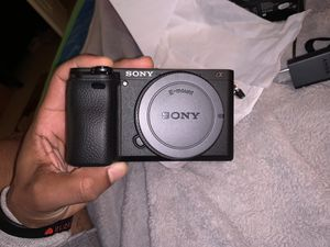 Sony a6400 for Sale in Norfolk, VA