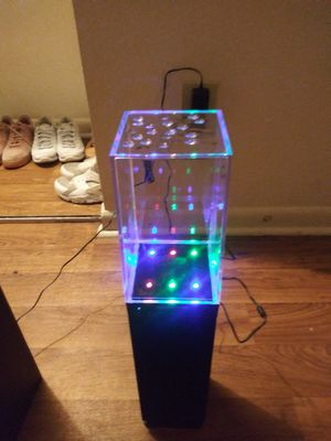 2 LightUp BlueTooth Speakers !!! for Sale in Jacksonville, FL
