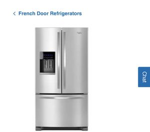 Whirlpool Refrigerator for Sale in Canyon Country, CA