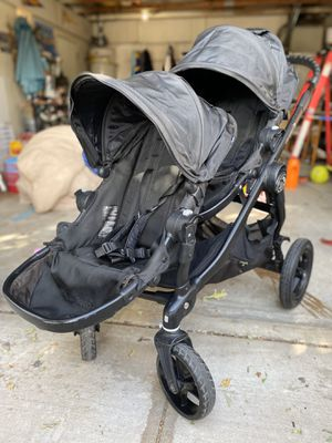 City Select Baby Jogger Double Stroller for Sale in Fontana, CA